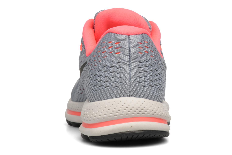 Sportssko Nike Wmns Nike Air Zoom Vomero 12 Grå Se fra højre