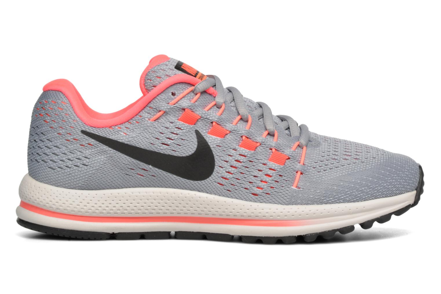 Sport shoes Nike Wmns Nike Air Zoom Vomero 12 Grey back view