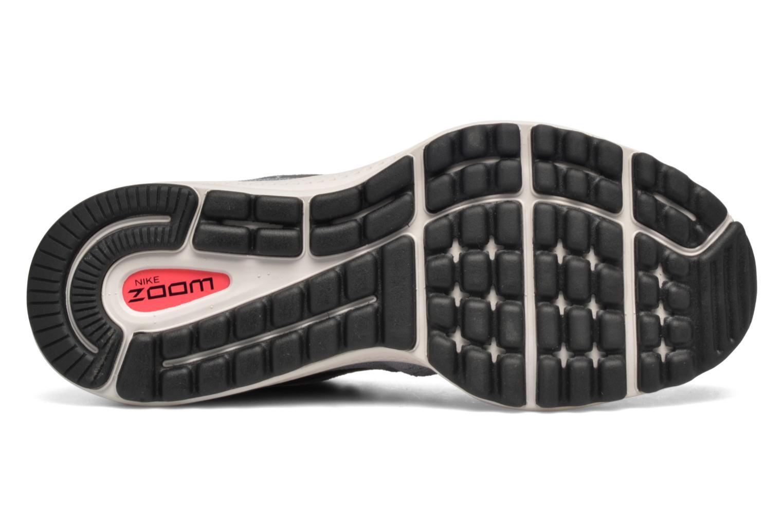 Sportschuhe Nike Wmns Nike Air Zoom Vomero 12 grau ansicht von oben