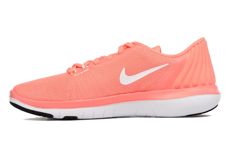Scarpe sportive Nike Wmns Nike Flex Supreme Tr 5 Arancione immagine frontale