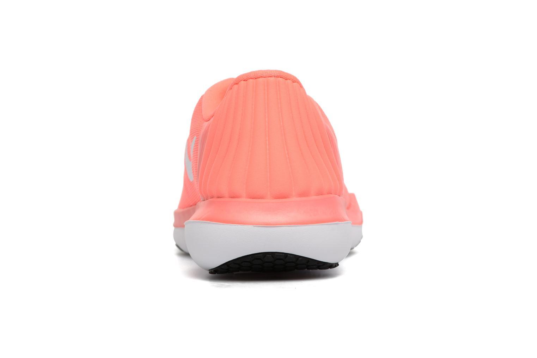 Scarpe sportive Nike Wmns Nike Flex Supreme Tr 5 Arancione immagine destra