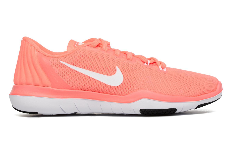 Scarpe sportive Nike Wmns Nike Flex Supreme Tr 5 Arancione immagine posteriore