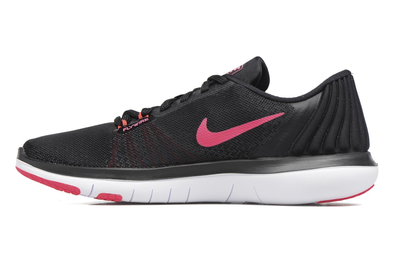 Sportschuhe Nike Wmns Nike Flex Supreme Tr 5 rosa ansicht von vorne