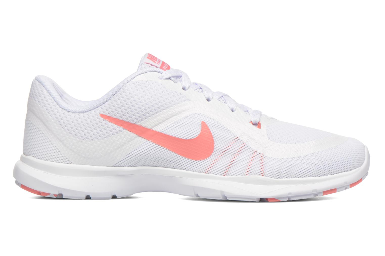 Zapatillas de deporte Nike Wmns Nike Flex Trainer 6 Prem Blanco vistra trasera