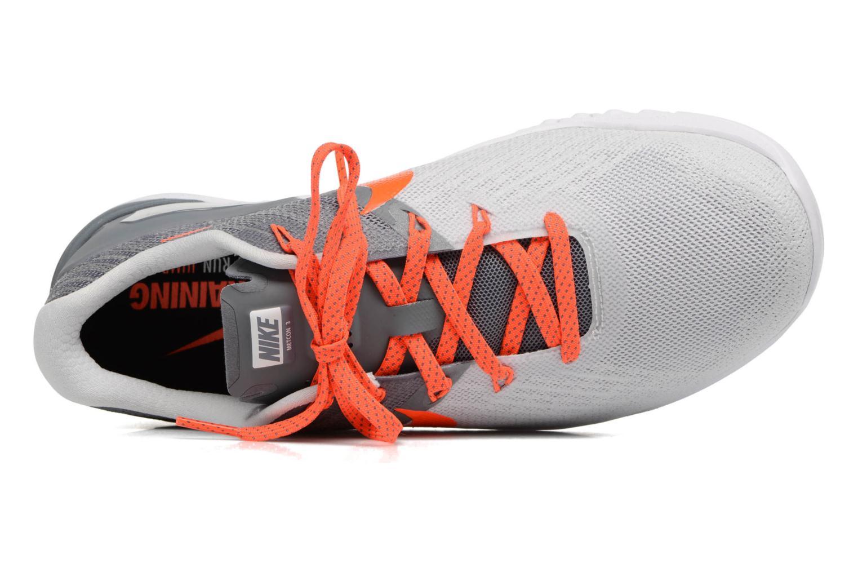 Chaussures de sport Nike Wmns Nike Metcon 3 Gris vue gauche