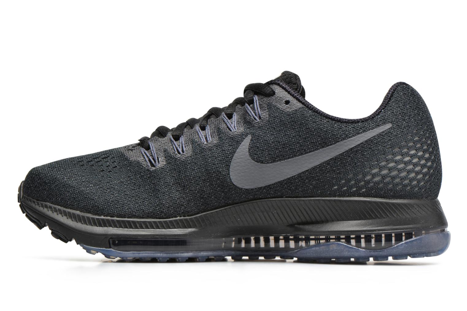 Zapatillas de deporte Nike Wmns Nike Zoom All Out Low Negro vista de frente