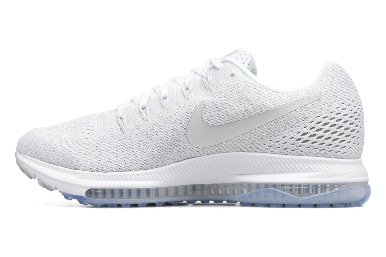 Zapatillas de deporte Nike Wmns Nike Zoom All Out Low Blanco vista de frente