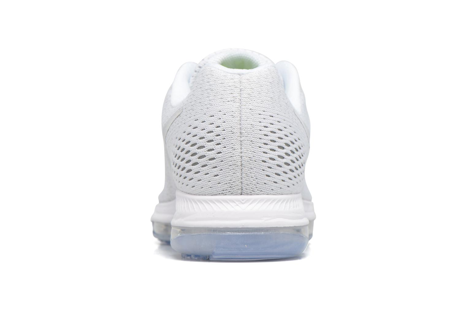 Chaussures de sport Nike Wmns Nike Zoom All Out Low Blanc vue droite