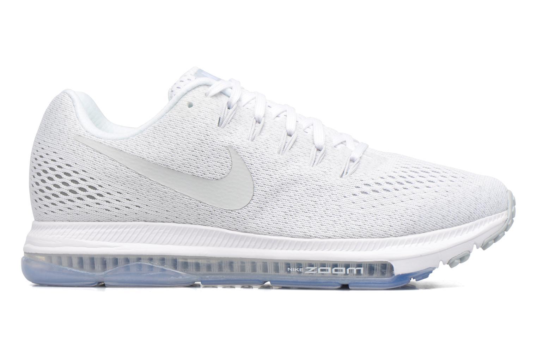 Sportschuhe Nike Wmns Nike Zoom All Out Low weiß ansicht von hinten