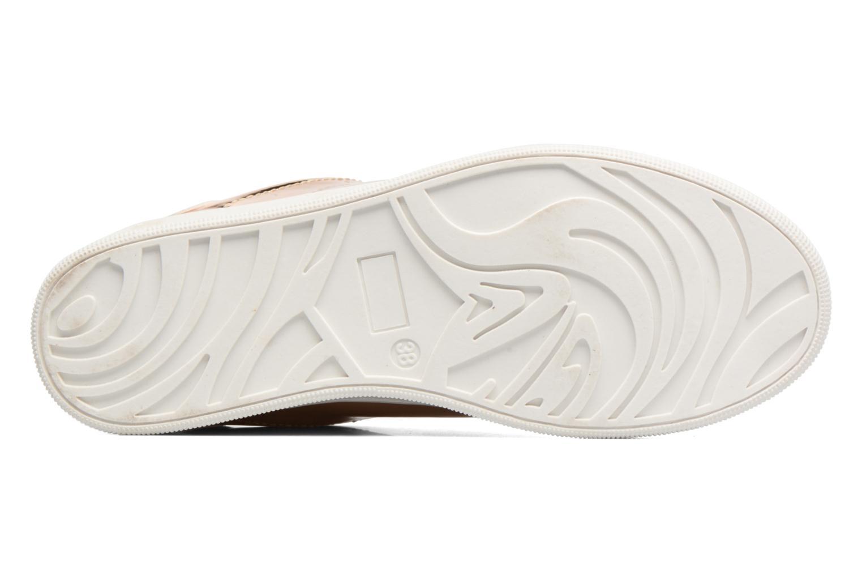 Sneakers I Love Shoes MC ETASSI Oro e bronzo immagine dall'alto