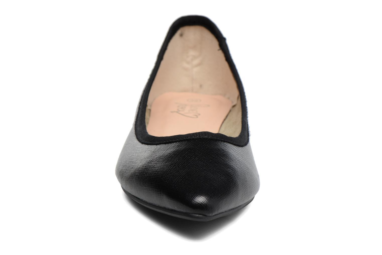 Ballerines I Love Shoes MC ANAS Noir vue portées chaussures