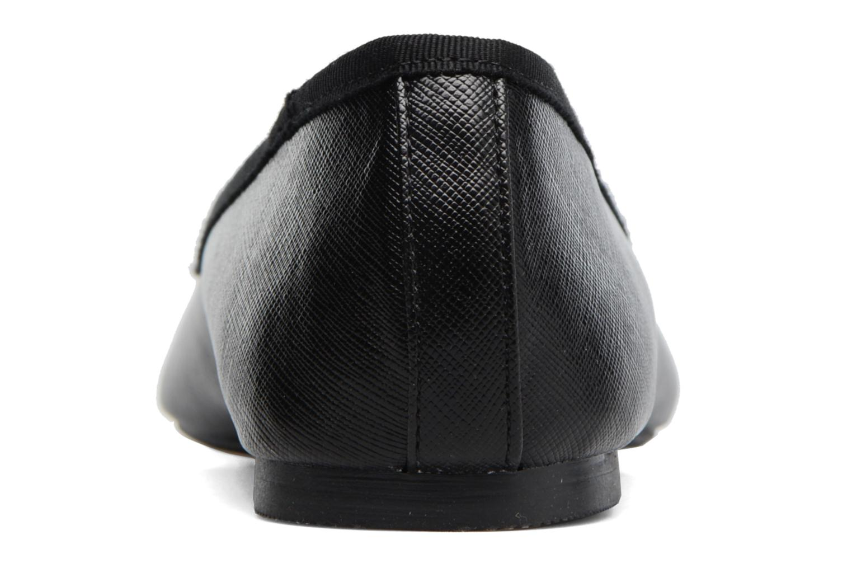 Bailarinas I Love Shoes MC ANAS Negro vista lateral derecha