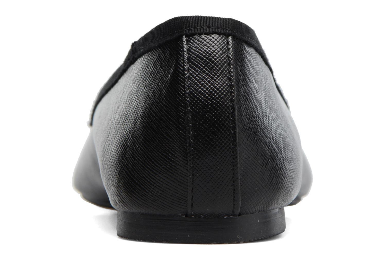 Ballerines I Love Shoes MC ANAS Noir vue droite