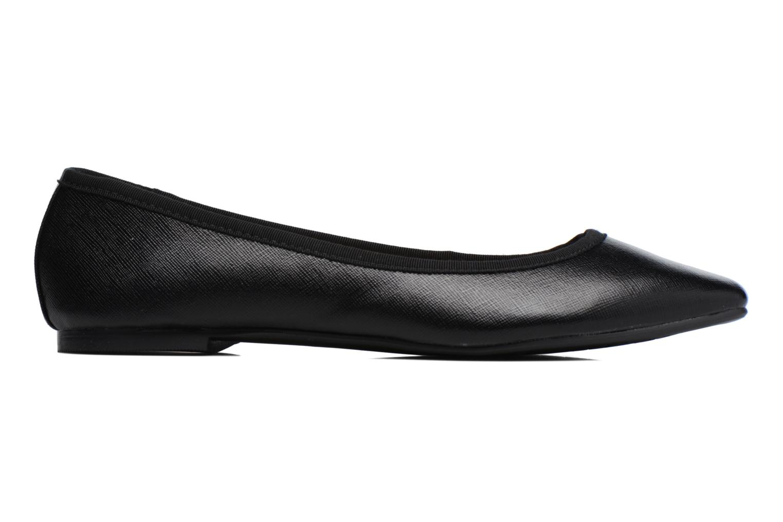 Ballerinas I Love Shoes MC ANAS schwarz ansicht von hinten
