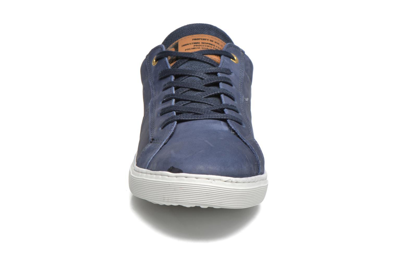 Baskets Bullboxer Miky Bleu vue portées chaussures