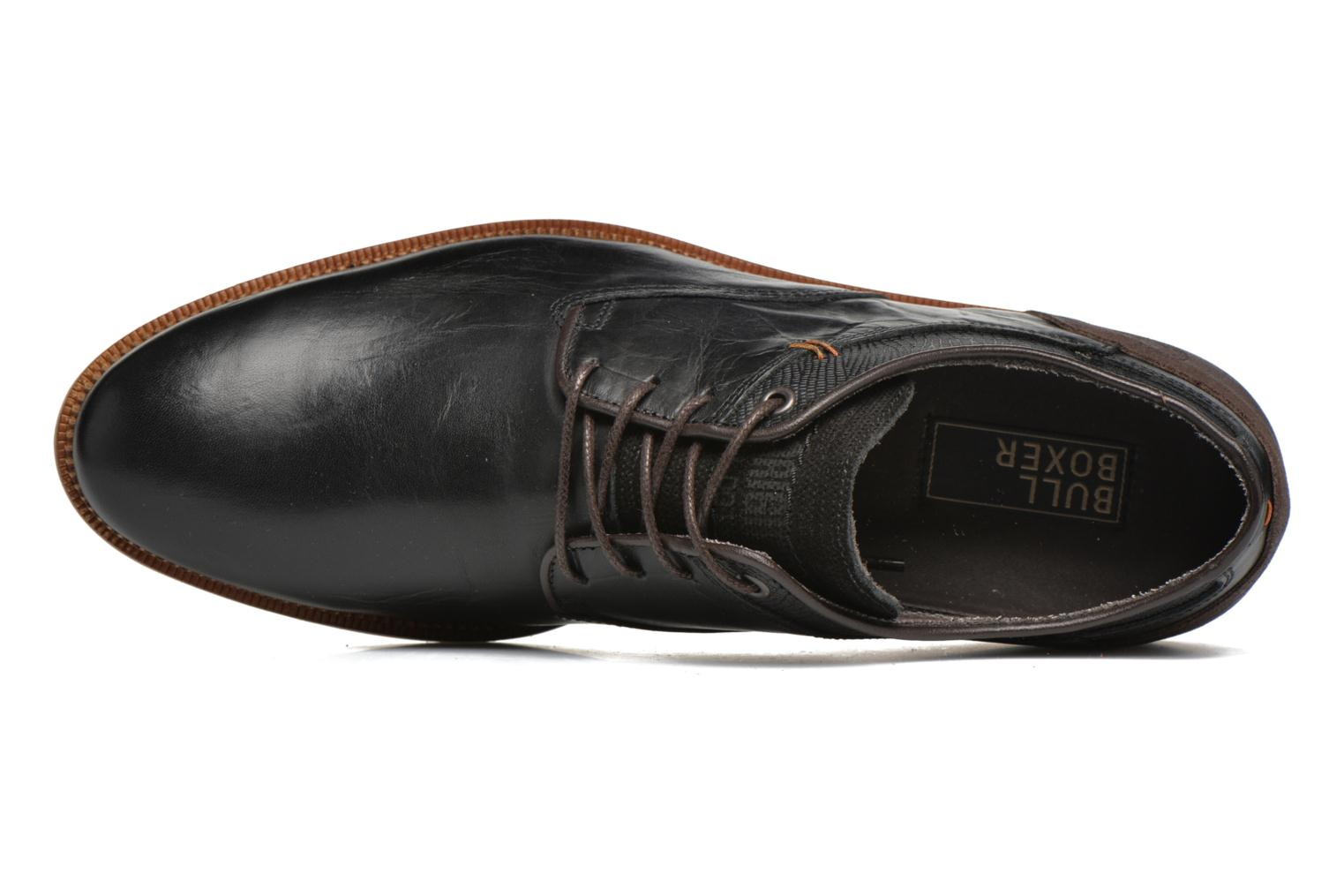 Lace-up shoes Bullboxer Mattew Brown view from the left