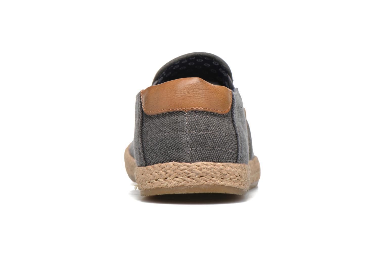 Espadrilles I Love Shoes KEDRILLE Gris vue droite