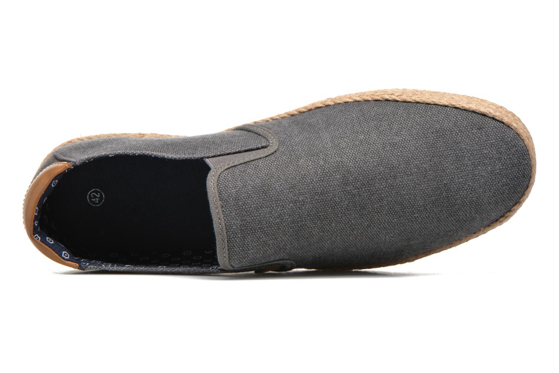 Espadrilles I Love Shoes KEDRILLE Gris vue gauche