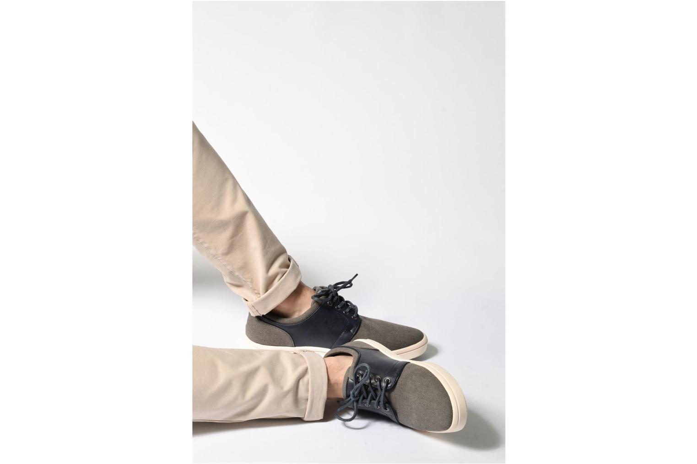 Sneaker I Love Shoes KESMART beige ansicht von unten / tasche getragen