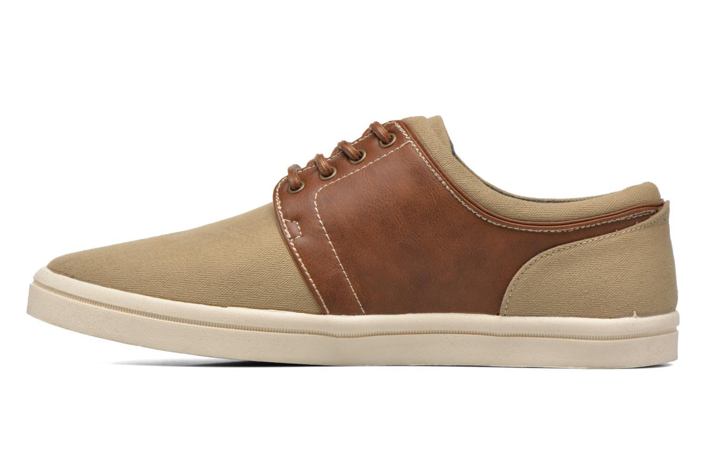 Sneaker I Love Shoes KESMART beige ansicht von vorne