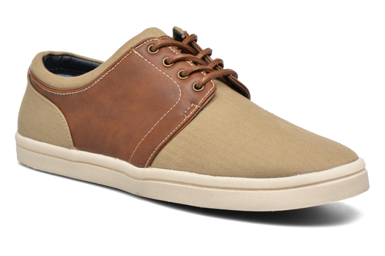 Baskets I Love Shoes KESMART Beige vue détail/paire