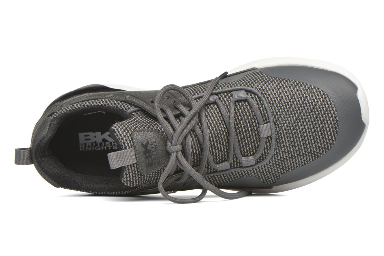 Sneakers British Knights Fraction M Grigio immagine sinistra