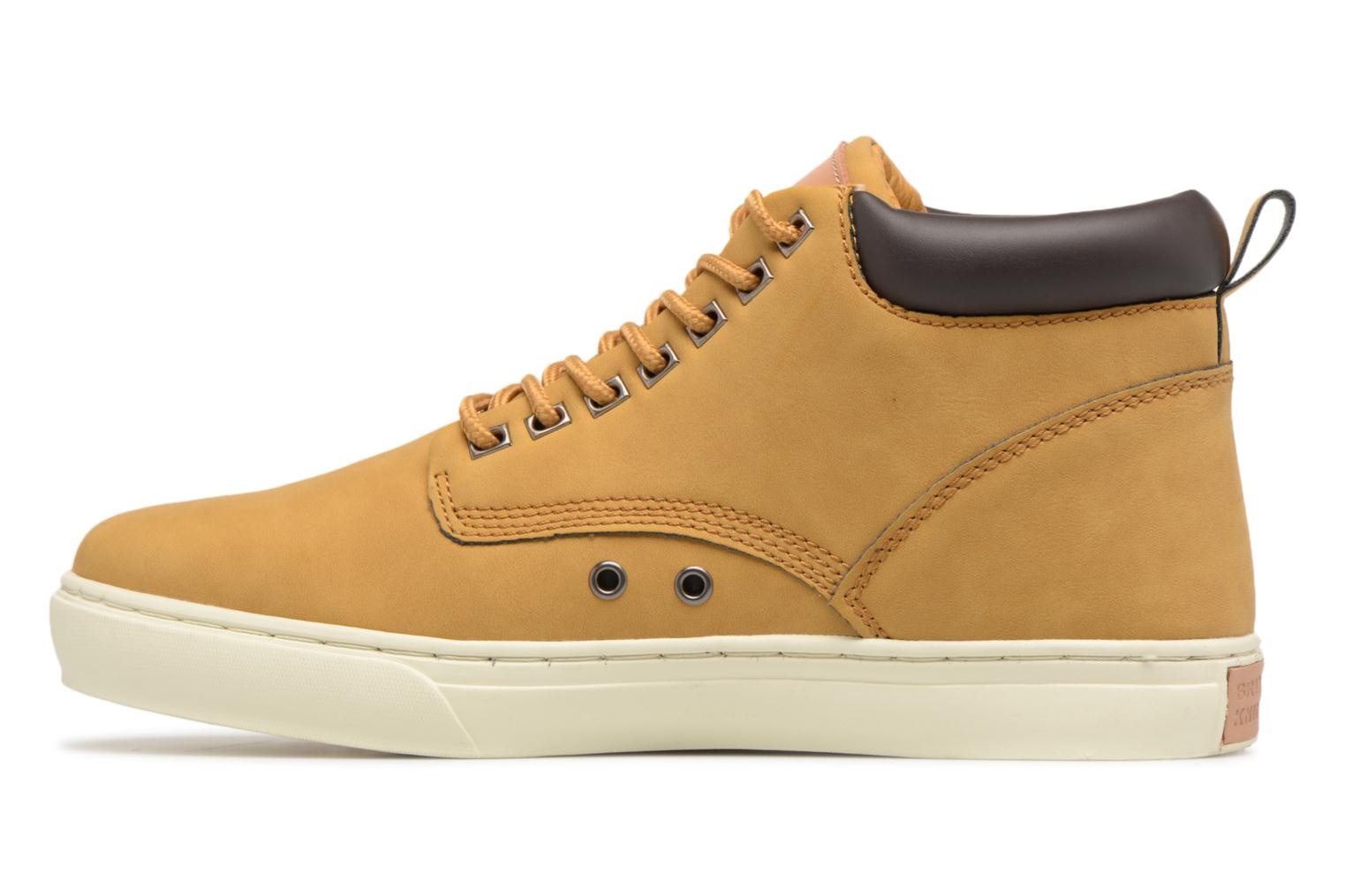 Sneakers British Knights Wood M Marrone immagine frontale