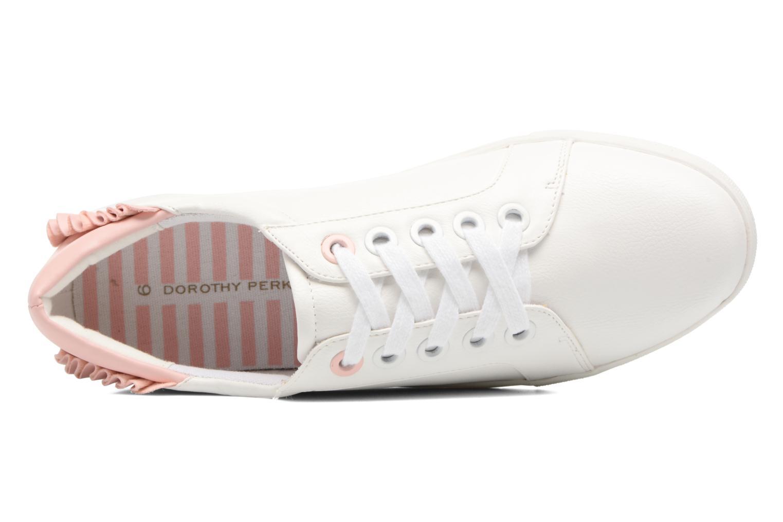 Carlie White/pink