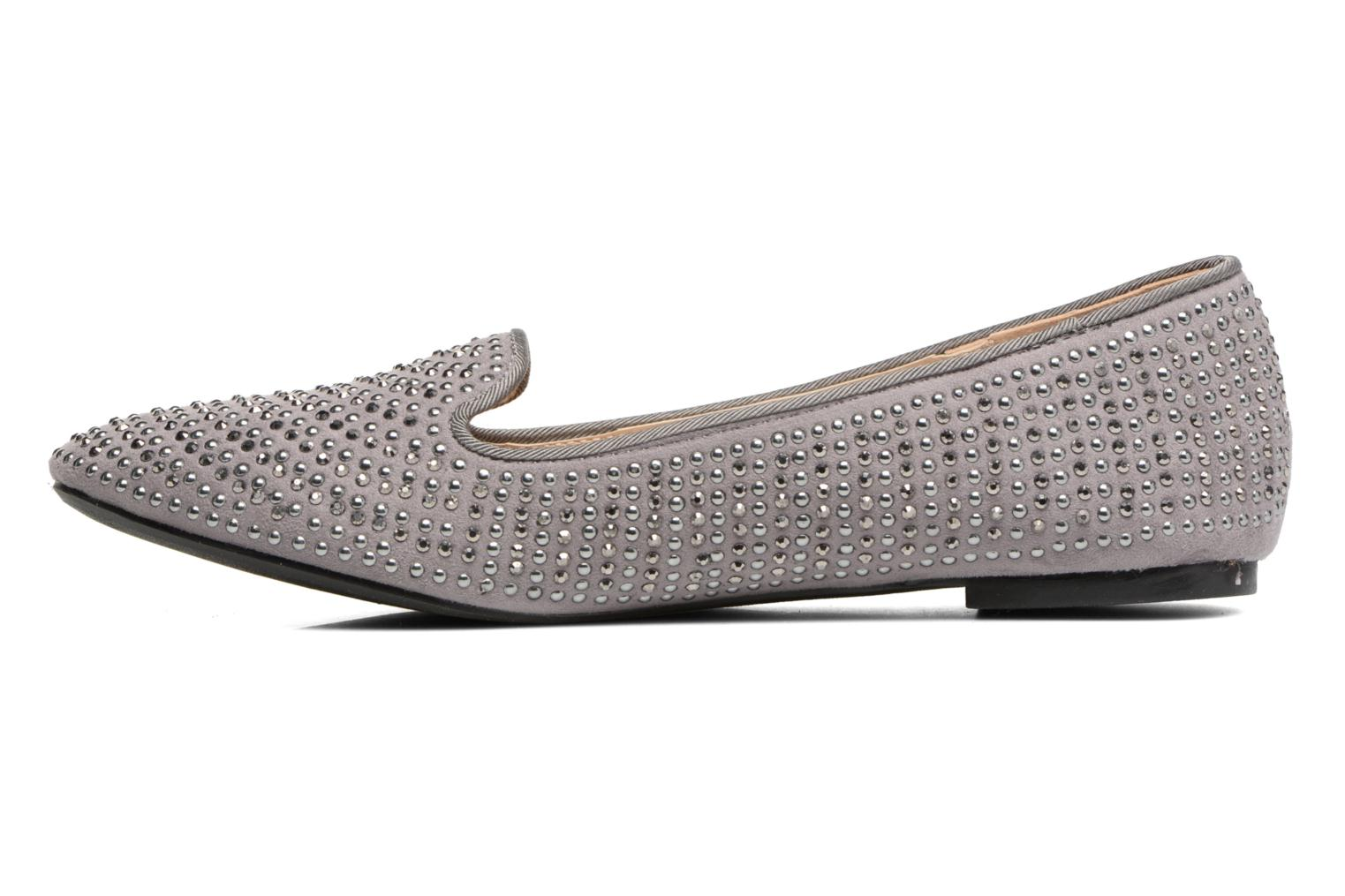 Loafers Dorothy Perkins Hannah Grey front view