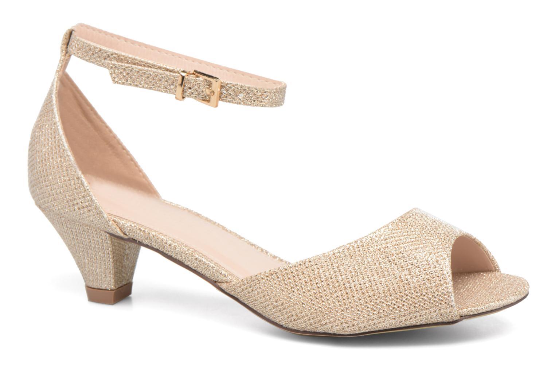 Sandales et nu-pieds Dorothy Perkins Richemond Or et bronze vue détail/paire