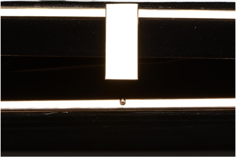 Insert Box Clutch Black