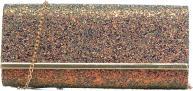 Clutch Tassen Large Structured Clutch