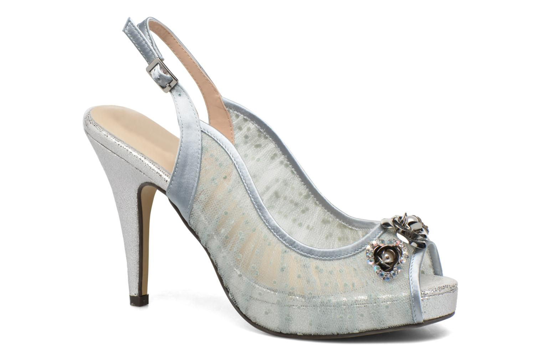 High heels Menbur Paula Blue detailed view/ Pair view
