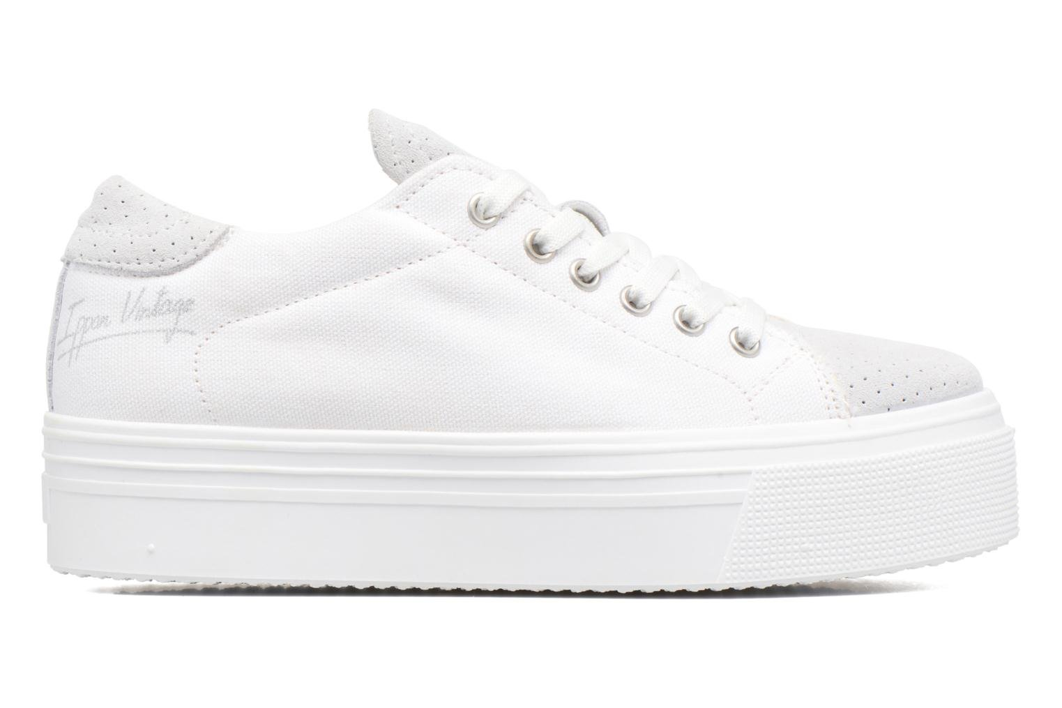 Trainers Ippon Vintage Tokyo Fun White back view