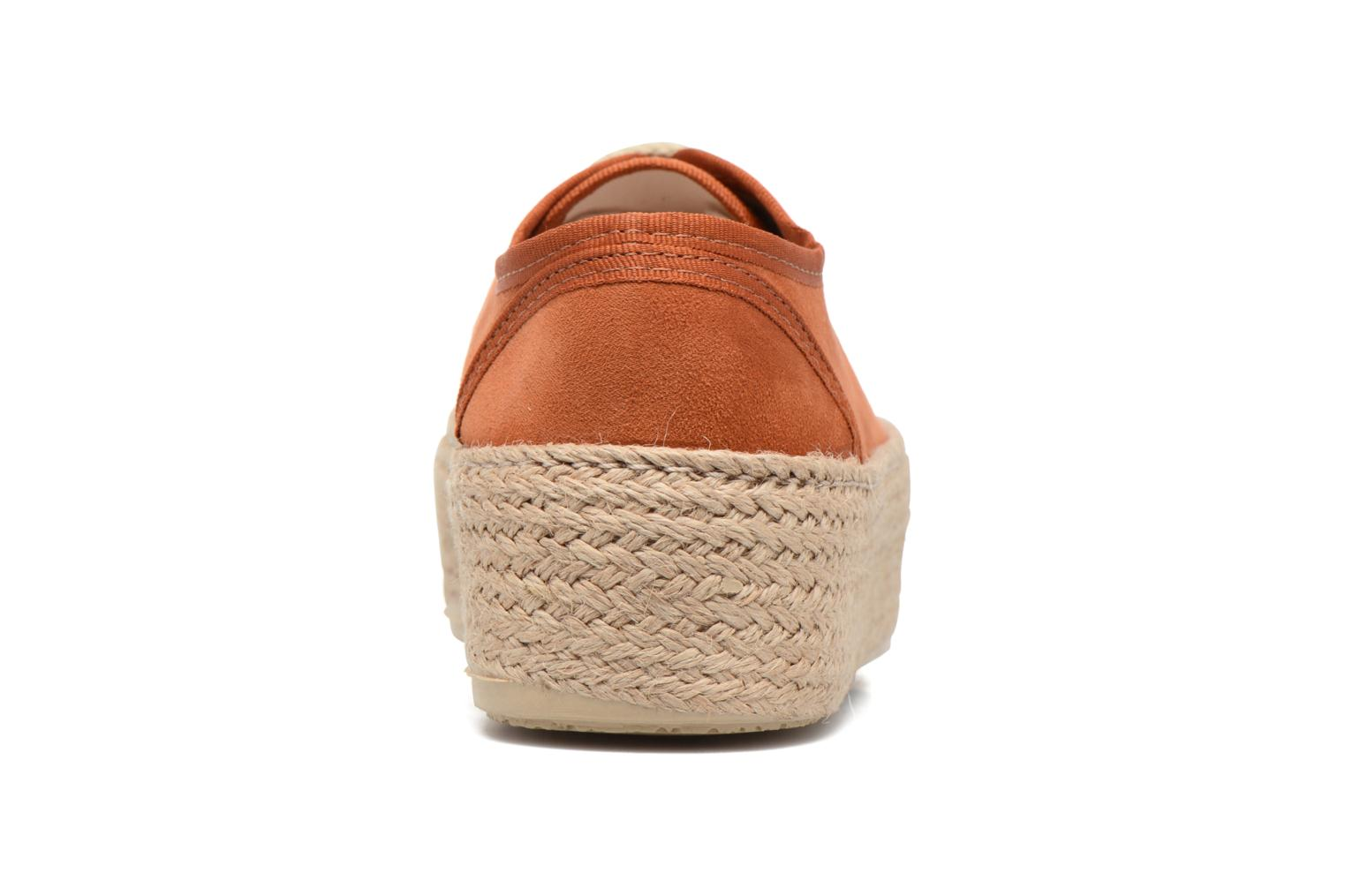 Espadrilles Ippon Vintage Nami Orange view from the right