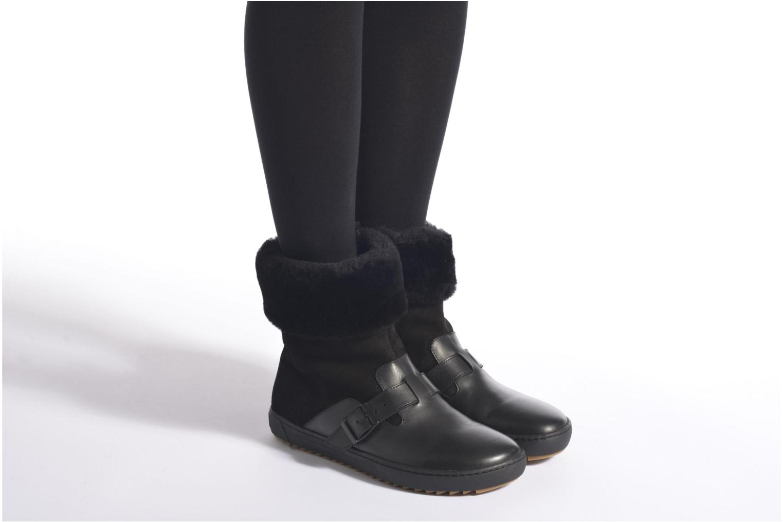 Bottines et boots Birkenstock Stirling Noir vue bas / vue portée sac