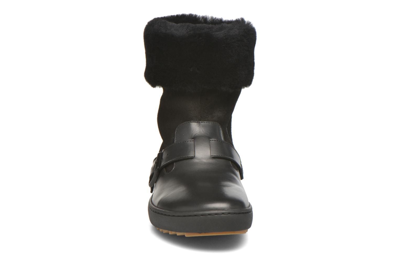 Bottines et boots Birkenstock Stirling Noir vue portées chaussures
