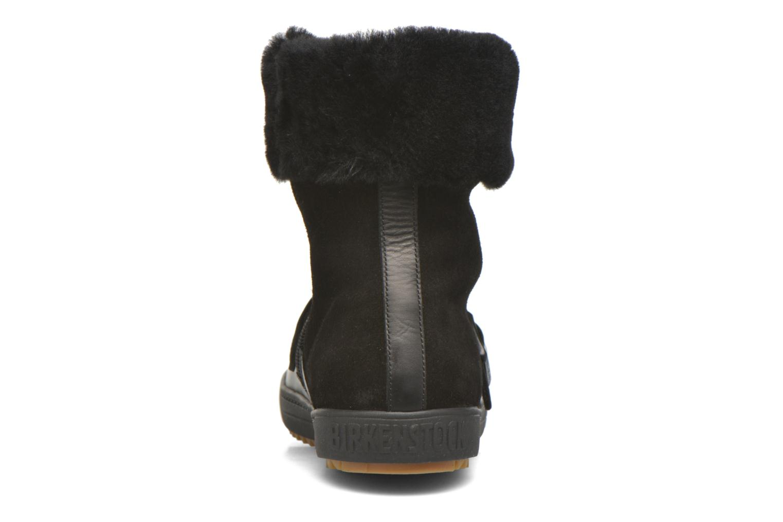 Bottines et boots Birkenstock Stirling Noir vue droite