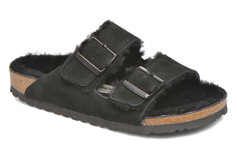 Grandes descuentos últimos zapatos Birkenstock - Arizona Sheepskin W (Negro) - Birkenstock Pantuflas Descuento 09c0ce