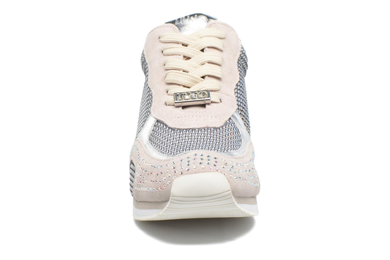 Baskets Liu Jo Running Rioko Beige vue portées chaussures