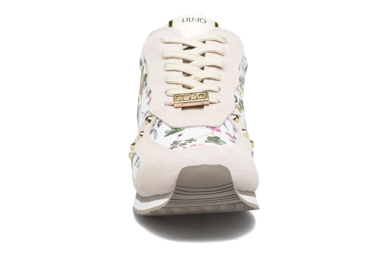 Baskets Liu Jo Running Sakura Multicolore vue portées chaussures
