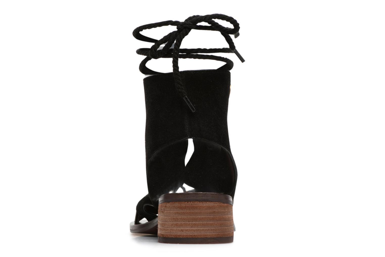 Sandaler See by Chloé Edna Sort Se fra højre