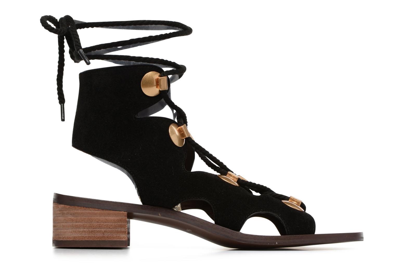 Sandaler See by Chloé Edna Sort se bagfra