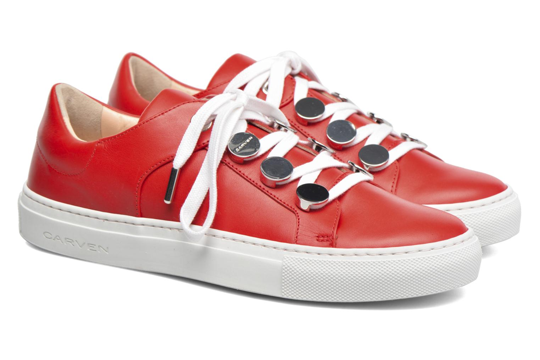 Sneakers Carven Resonance 2 Rood 3/4'