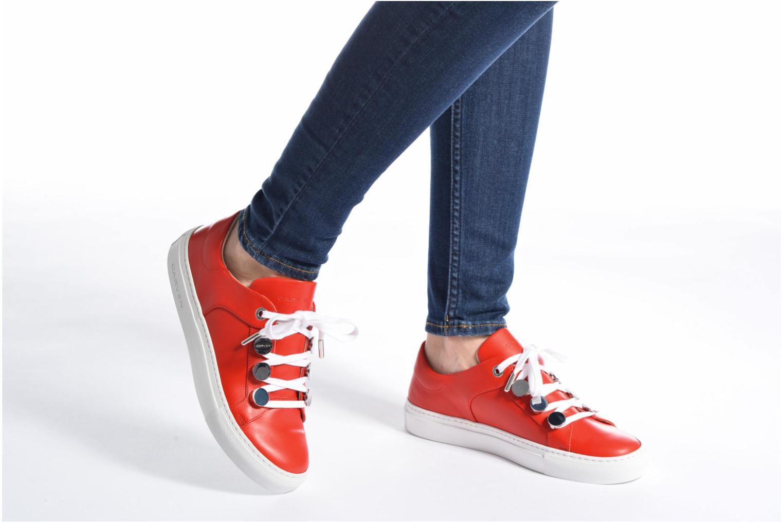 Sneakers Carven Resonance 2 Rosso immagine dal basso