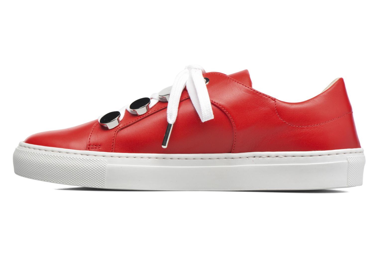 Sneakers Carven Resonance 2 Rood voorkant