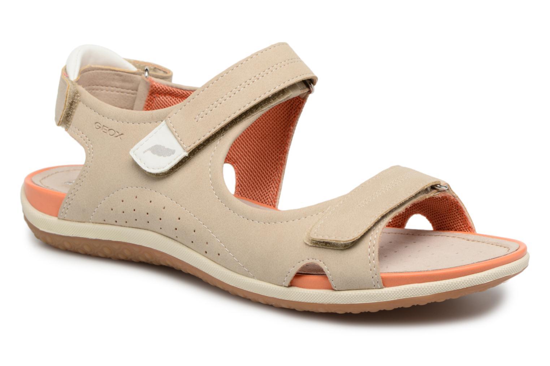 Sandali e scarpe aperte Geox D SAND.VEGA A D52R6A Beige vedi dettaglio/paio