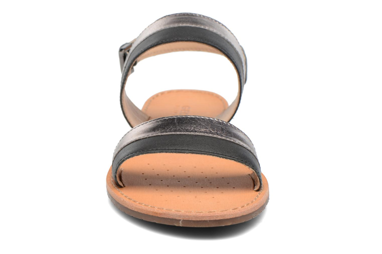 Sandaler Geox D SOZY F D722CF Sort se skoene på