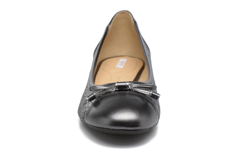 Ballerinaer Geox D WISTREY F D724GF Grå se skoene på