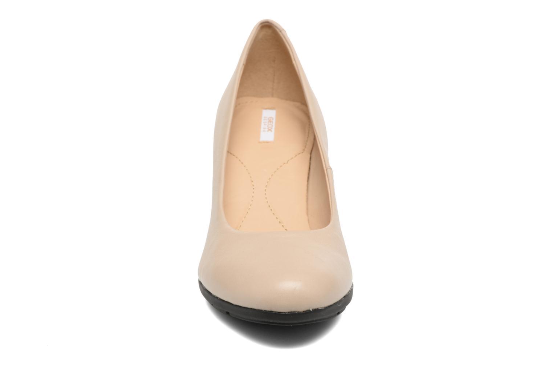 Escarpins Geox D ANNYA A D725FA Beige vue portées chaussures